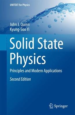 Abbildung von Quinn / Yi   Solid State Physics   2. Auflage   2018   beck-shop.de