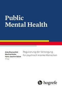 Public Mental Health | Bramesfeld / Koller / Salize, 2019 | Buch (Cover)