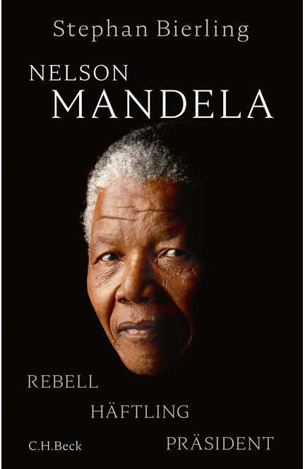 Cover: Stephan Bierling, Nelson Mandela