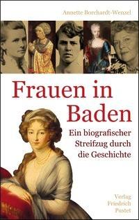 Frauen in Baden   Borchardt-Wenzel, 2018   Buch (Cover)