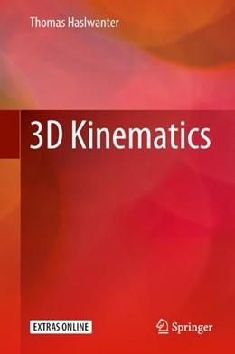 Abbildung von Haslwanter   3D Kinematics   1. Auflage   2019   beck-shop.de