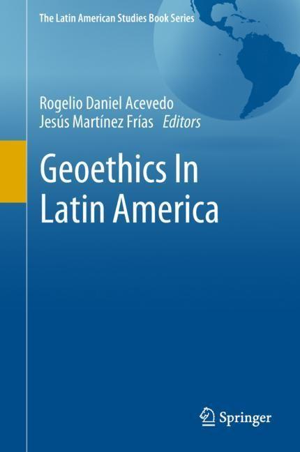 Geoethics In Latin America | Acevedo / Frías, 2018 | Buch (Cover)