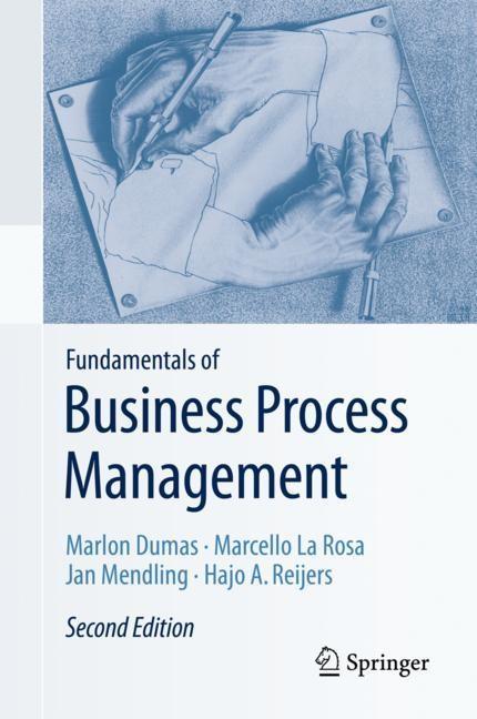Fundamentals of Business Process Management   Dumas / La Rosa / Mendling   2nd ed. 2018. 2018, 2018   Buch (Cover)