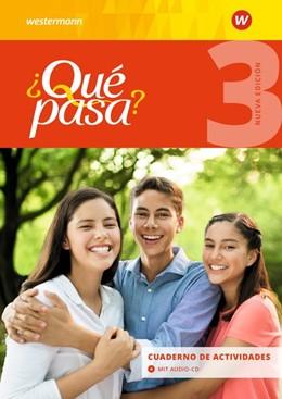 Abbildung von Qué pasa 3. Cuaderno de actividades mit Audio-CD für Schüler | 1. Auflage | 2018 | beck-shop.de