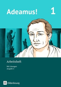 Abbildung von Adrom / Berchtold | Adeamus! - Ausgabe C Band 1- Latein als 2. Fremdsprache - Arbeitsheft | 1. Auflage | 2018 | beck-shop.de