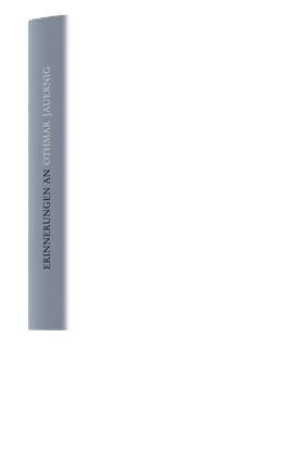 Abbildung von Erinnerungen an Othmar Jauernig   1. Auflage   2018   beck-shop.de