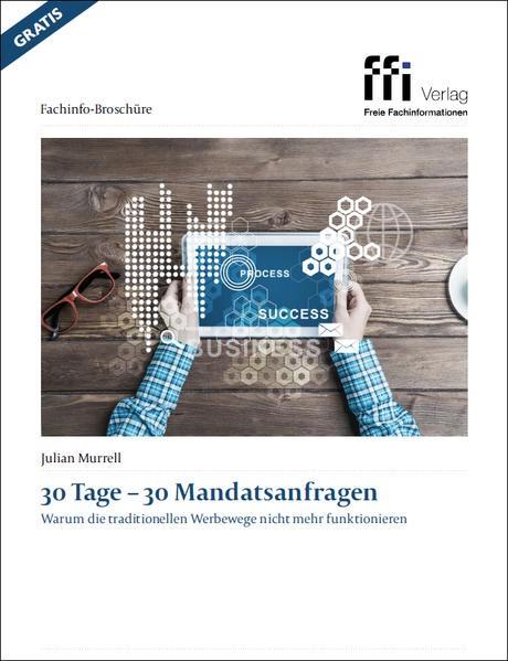30 Tage – 30 Mandatsanfragen | Murrell | Buch (Cover)
