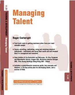 Abbildung von Cartwright   Managing Talent   2003