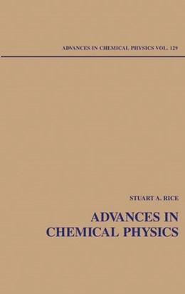 Abbildung von Rice / Prigogine | Advances in Chemical Physics | 2004 | Volume 129 | 129