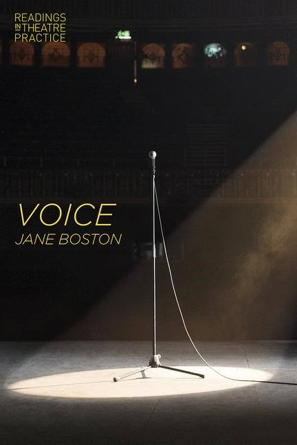 Voice | Boston, 2018 | Buch (Cover)