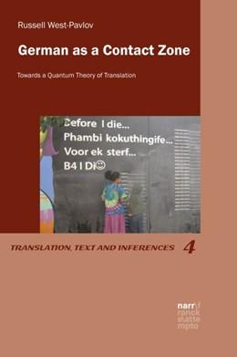 Abbildung von West-Pavlov   German as Contact Zone   2019   Towards a Quantum Theory of Tr...