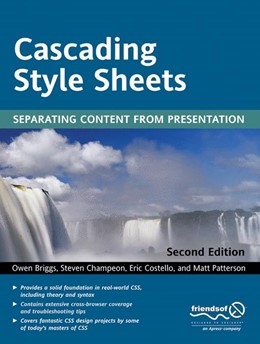 Abbildung von Briggs / Patterson / Costello | Cascading Style Sheets | Softcover reprint of the original 2nd ed. | 2004 | Separating Content from Presen...