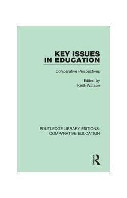 Abbildung von Watson | Key Issues in Education | 1. Auflage | 2018 | beck-shop.de