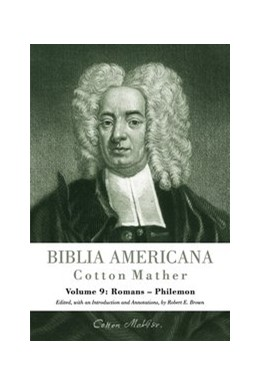Abbildung von Mather / Brown | Biblia Americana | 2018 | America's First Bible Commenta...