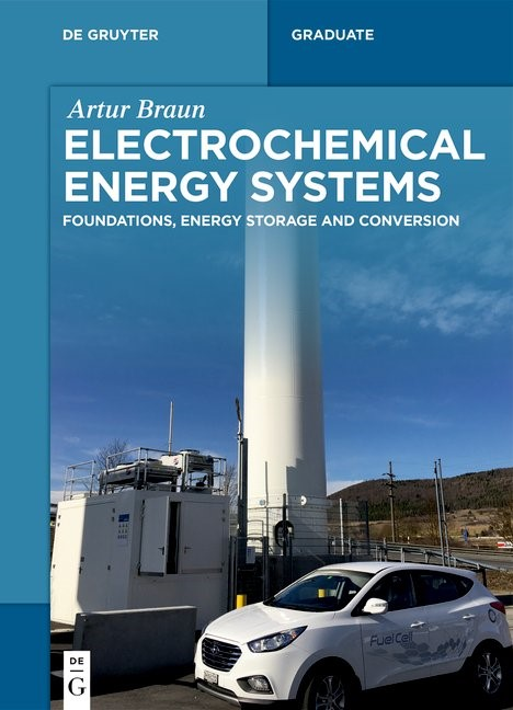 Electrochemical Energy Systems | Braun, 2018 | Buch (Cover)
