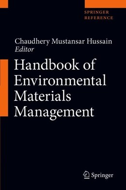 Abbildung von Hussain | Handbook of Environmental Materials Management | 1. Auflage | 2019 | beck-shop.de
