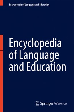 Abbildung von May | Encyclopedia of Language and Education | 3rd ed. 2018 | 2018