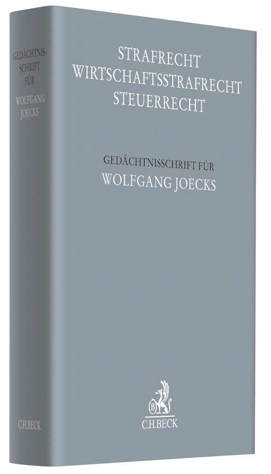 Strafrecht - Wirtschaftsstrafrecht - Steuerrecht, 2018 | Buch (Cover)
