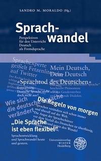 Sprachwandel | Moraldo, 2018 | Buch (Cover)