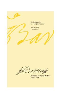 Abbildung von Silvio / Braun | Giovanni Domenico Barbieri (1704-1764) | 2. Auflage | 2017 | beck-shop.de