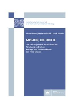 Abbildung von Henke / Pasternack | Mission, die dritte | 1. Auflage | | beck-shop.de