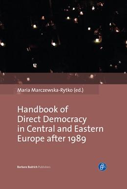 Abbildung von Marczewska-Rytko | Handbook of Direct Democracy in Central and Eastern Europe after 1989 | 2018 | Handbook of Direct Democracy i...