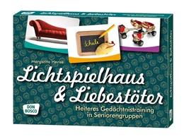 Abbildung von Hense   Lichtspielhaus & Liebestöter   1. Auflage   2018   beck-shop.de