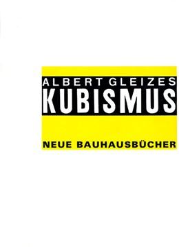 Abbildung von Gleizes   Kubismus   Erw. Neuausg.   1980
