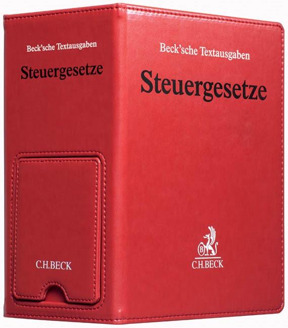 Steuergesetze | 193. Auflage, 2018 (Cover)