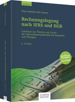 Abbildung von Ruhnke / Simons   Rechnungslegung nach IFRS und HGB   4. Auflage   2018   beck-shop.de