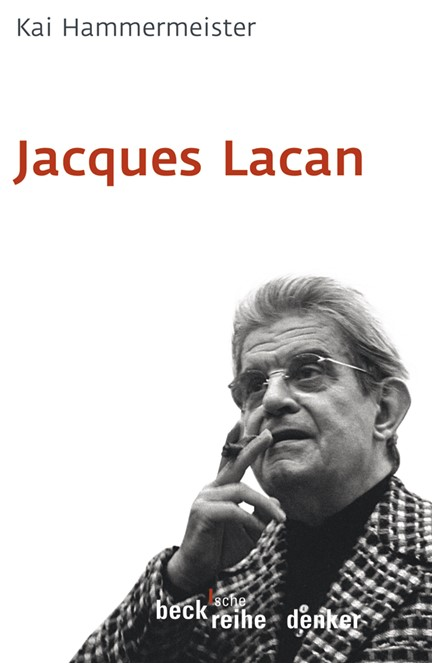 Cover: Kai Hammermeister, Jacques Lacan