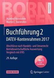 Buchführung 2 Datev Kontenrahmen 2017 Bornhofen Bornhofen 29