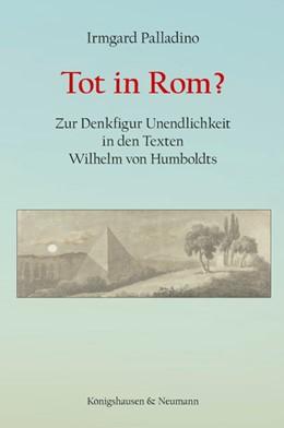 Abbildung von Palladino   Tot in Rom?   1. Auflage   2018   beck-shop.de