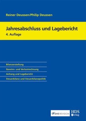 Jahresabschluss und Lagebericht | Deussen | 4. Auflage, 2018 | Buch (Cover)