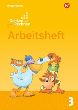 Abbildung von Denken und Rechnen 3. Arbeitsheft. Grundschulen in den östlichen Bundesländern | 1. Auflage | 2018 | beck-shop.de