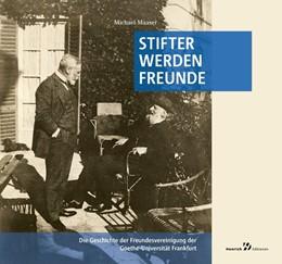 Abbildung von Maaser   Stifter werden Freunde   1. Auflage   2018   beck-shop.de