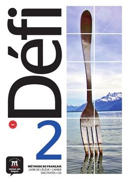 Abbildung von Défi 2 (A2). Livre de l'élève + CD   1. Auflage   2018   beck-shop.de