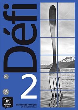 Abbildung von Défi 2 (A2). Cahier d'exercices + MP3 déchargeable | 1. Auflage | 2018 | beck-shop.de