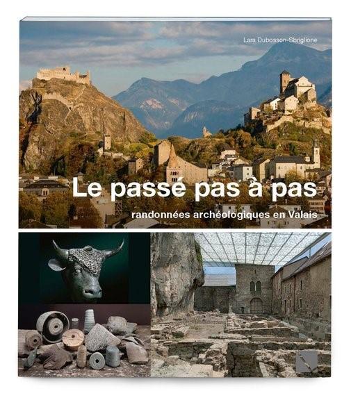 Le passé pas à pas | Dubosson-Sbriglione, 2018 | Buch (Cover)