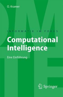 Abbildung von Kramer | Computational Intelligence | 2009 | Eine Einführung