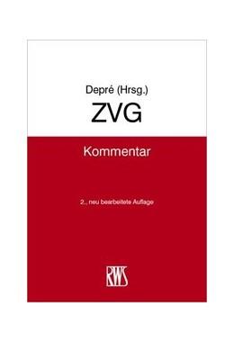 Abbildung von Depré (Hrsg.) | ZVG | 2., neu bearbeitete Auflage | 2018 | Kommentar