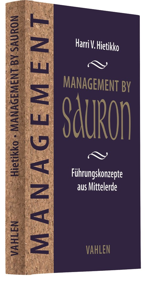 Management by Sauron | Hietikko, 2018 | Buch (Cover)
