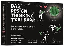 Abbildung von Lewrick / Link / Leifer | Das Design Thinking Toolbook | 2020 | Die besten Werkzeuge & Methode...
