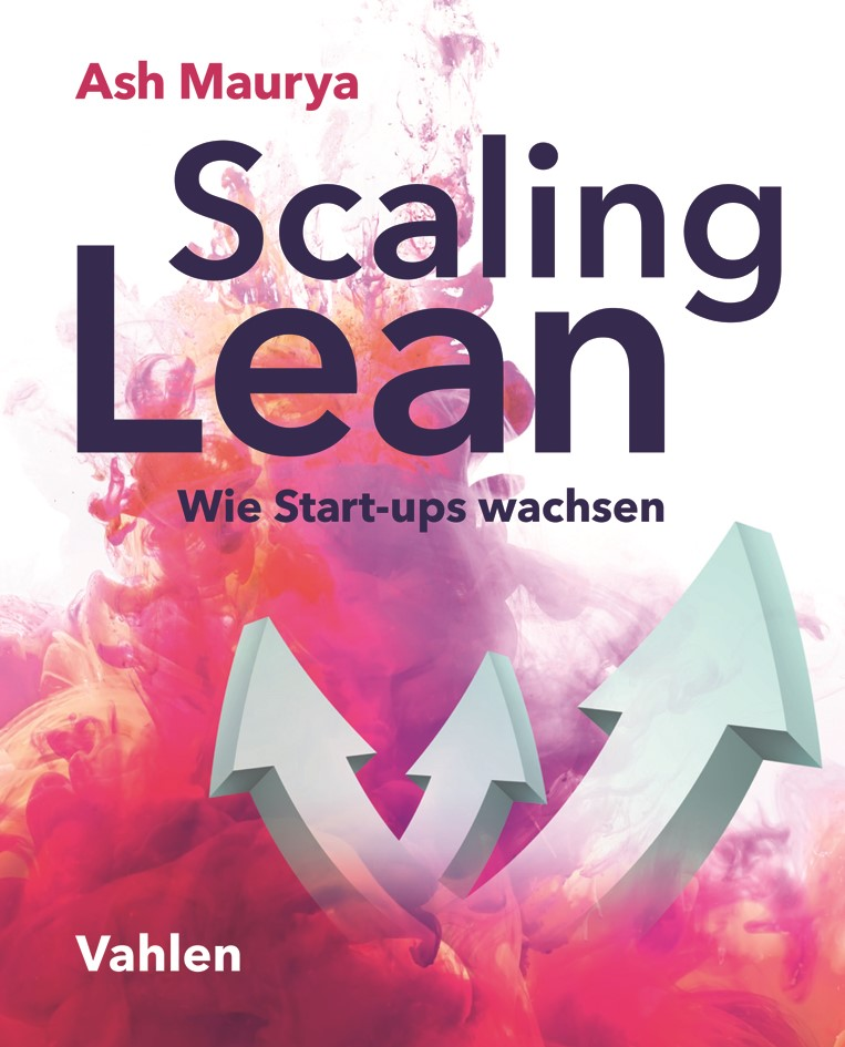 Scaling Lean | Maurya, 2018 | Buch (Cover)