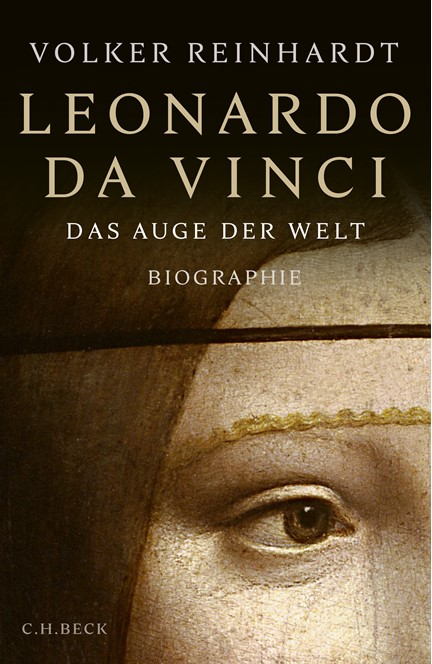 Cover: Volker Reinhardt, Leonardo da Vinci