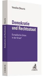 Demokratie und Rechtsstaat   Skouris, 2018   Buch (Cover)