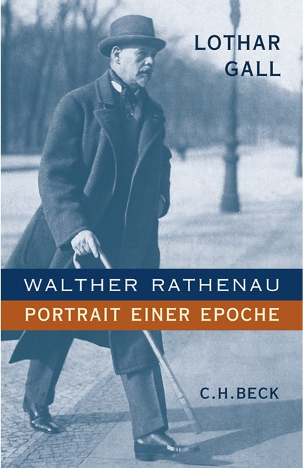 Cover: Lothar Gall, Walther Rathenau