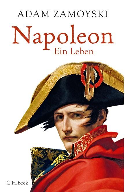 Cover: Adam Zamoyski, Napoleon