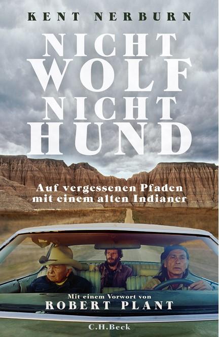 Cover: Kent Nerburn, Nicht Wolf nicht Hund