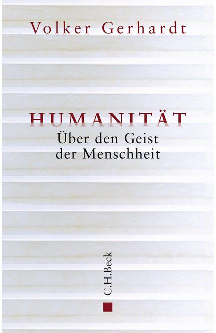 Cover: Volker Gerhardt, Humanität